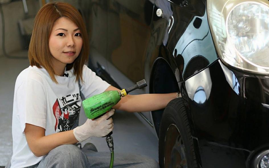 自動車業界への女性の活躍を応援します!!