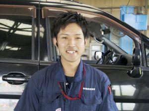 2016年新卒入社 和賀 雄貴さん
